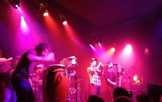 Noise Pop 2012: Budos Band @ The Independent 2/23/12