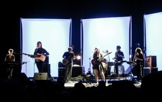 Dirty Projectors @ Fox Theater 7/27/12