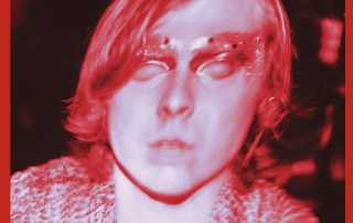 ty segall - the hill cover