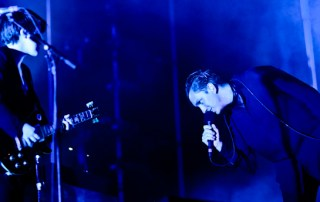 Day 2 of Treasure Island Music Festival 2012 - photos by Nicole L. Browner - The xx