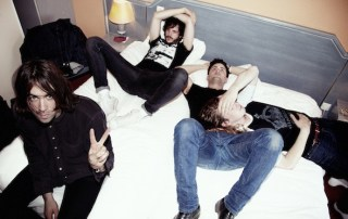 The Vaccines - Photo by Jesse John Jenkins