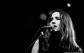 Warpaint at the Independent, 9/17/13, by Paige K. Parsons