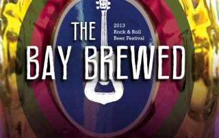 the bay brewed beer poster