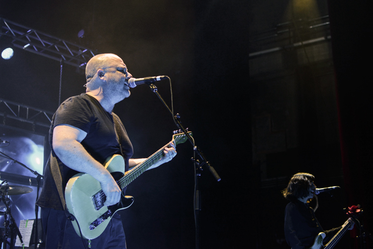 Pixies @ The Fox 2/21/14 - Photo by Tanner Pikop