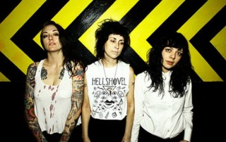Coathangers (Photo by Ryan Russell)
