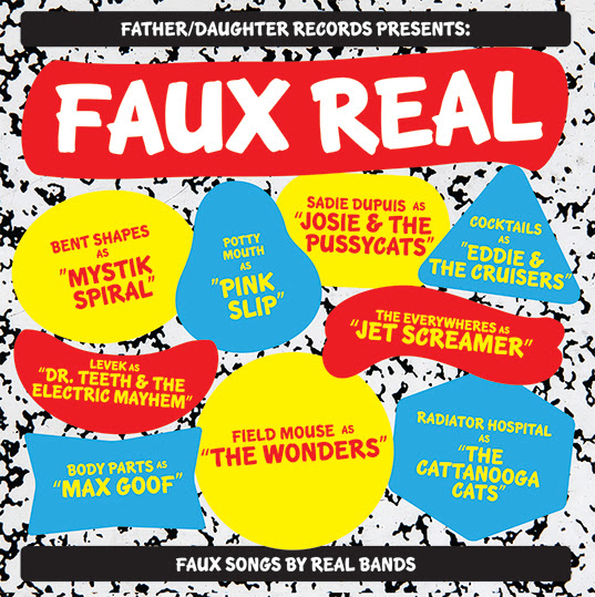 Father/Daughter Records Presents Faux Real