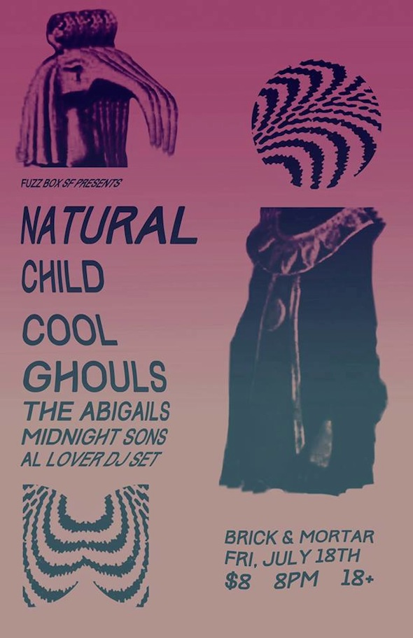 Natural Child and Cool Ghouls