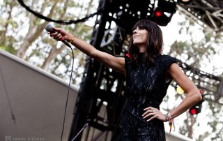 Nicki Bluhm and the Gramblers @ 2014 Outside Lands Music Festival - Photo by Daniel Kielman
