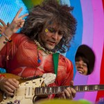 The Flaming Lips @ 2014 Outside Lands Music Festival - Photo by Daniel Kielman