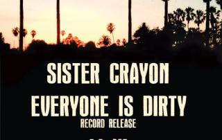everyone is dirty poster