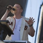 Jungle @ Treasure Island Music Festival 2014 Saturday, by Daniel Kielman