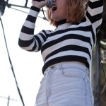 Bleached @ Treasure Island Music Festival 2014 Sunday, by Daniel Kielman