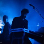 Massive Attack @ Treasure Island Music Festival 2014 Sunday, by Daniel Kielman