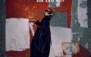 the stone foxes - she said riot
