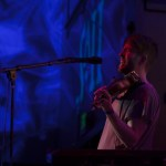 Owen Pallett at Swedish American Hall, by John Hartsfield
