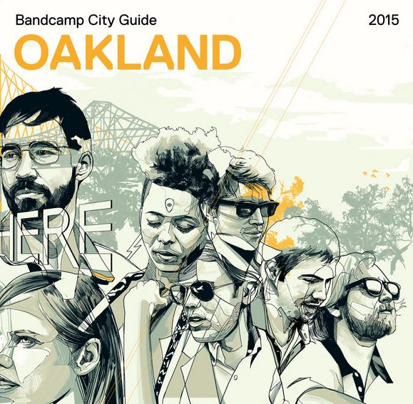 Bandcamp City Guide - Oakland