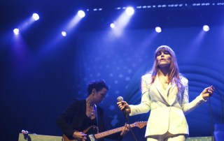 Jenny Lewis at the Fox Theater, by Brittany O'Brien