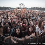 Crowd at Outside Lands, by Martin Lacey