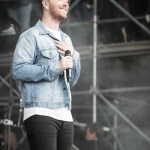 Sam Smith at Outside Lands, by Martin Lacey