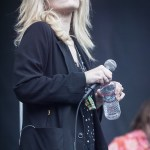 Sky Ferreira at Outside Lands, by Martin Lacey