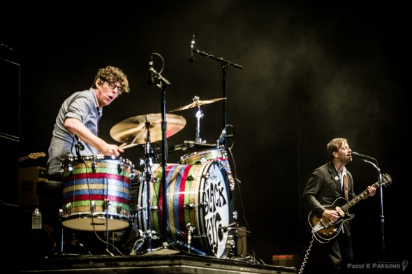 The Black Keys at Outside Lands, by Paige Parsons