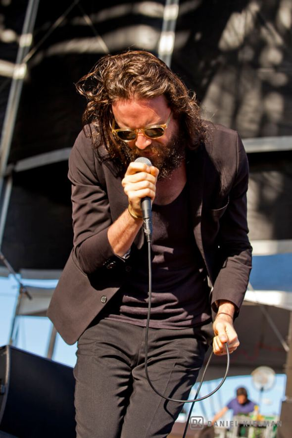 Father John Misty at 2015 Treasure Island Music Festival, by Daniel Kielman