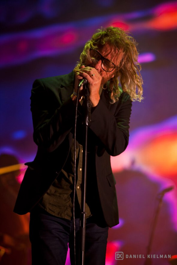 The National at 2015 Treasure Island Music Festival, by Daniel Kielman
