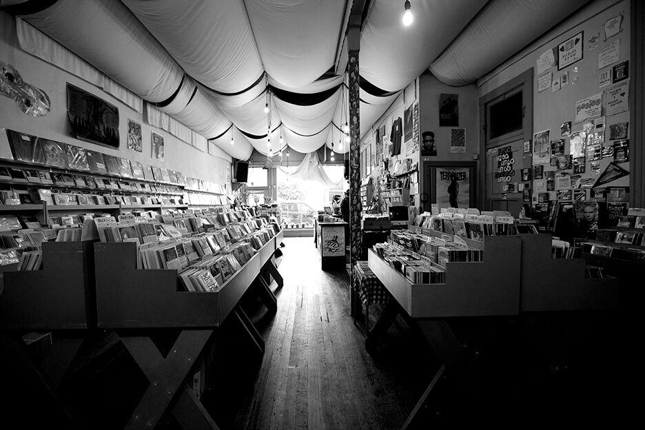 How San Francisco's famously obscure aQuarius Records is still thriving after 45 years - The Bay Bridged - San Francisco Bay Area Indie Music