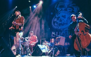 Lucero at The Filmore, by Sara Uduwela