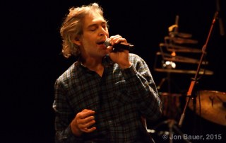Matisyahu at the Herbst Theatre, by Jon Bauer
