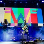 Weezer at Oracle Arena NSSN, by Brittany O'Brien