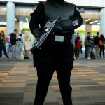 Death Star Super Laser Operator, Silicon Valley Comic Con at the San Jose Convention Center, by Jon Baue