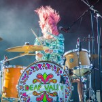 Deap Vally at BottleRock Napa Valley 2016, by Jon Ching