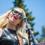 Death Valley Girls at Burger Boogaloo, by Jon Ching