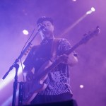 Portugal. The Man at Bill Graham Civic Auditorium, by Jessica Perez