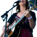 The Bootleg Honeys at the Railroad Square Music Festival, by Estefany Gonzalez