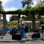The She's at Phono del Sol 2016, by Jon Bauer
