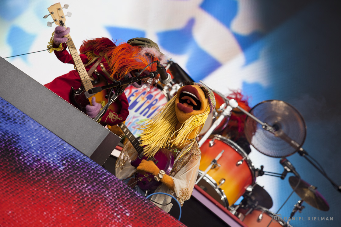 Dr. Teeth and the Electric Mayhem at the Outside Lands Music Festival 2016, by Daniel Kielman 004