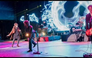 Heart at the Shoreline Amphitheater, by Patric Carver