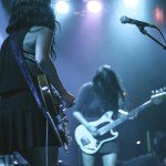 L.A. Witch at The Independent, by David Evanko
