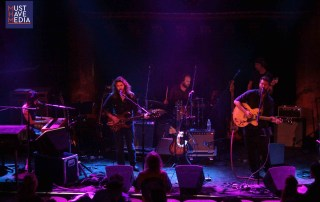 Midnight North at the Great American Music Hall, by Joshua Huver