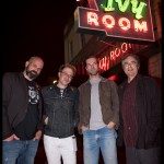 The Bye Bye Blackbirds at the Ivy Room, by Patric Carver