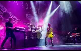 Garbage at The Masonic, by Patric Carver