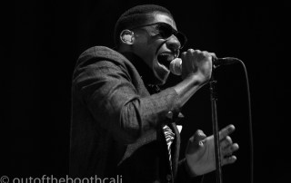 Leon Bridges at The Greek Theater, by Ria Burman