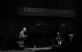 Loudon Wainwright III at Freight & Salvage, by Ria Burman