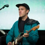 Wild Nothing at Treasure Island Music Festival 2016, by Jon Ching