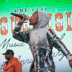 Kamaiyah at Treasure Island Music Festival 2016, by Jon Ching