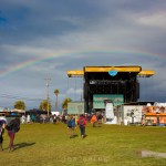 Rainbow at Treasure Island Music Festival 2016, by Jon Ching
