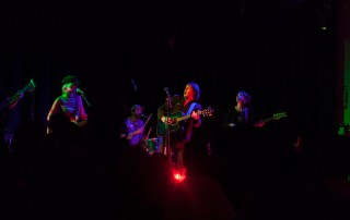 Dwight Twilley at the Starline Social Club, by Kristin Cofer