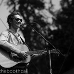 Griffin House at Hardly Strictly Bluegrass 2016, by Ria Burman